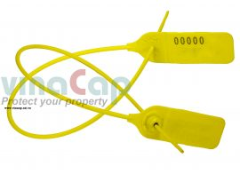 Metal lock Plastic seal L350MM