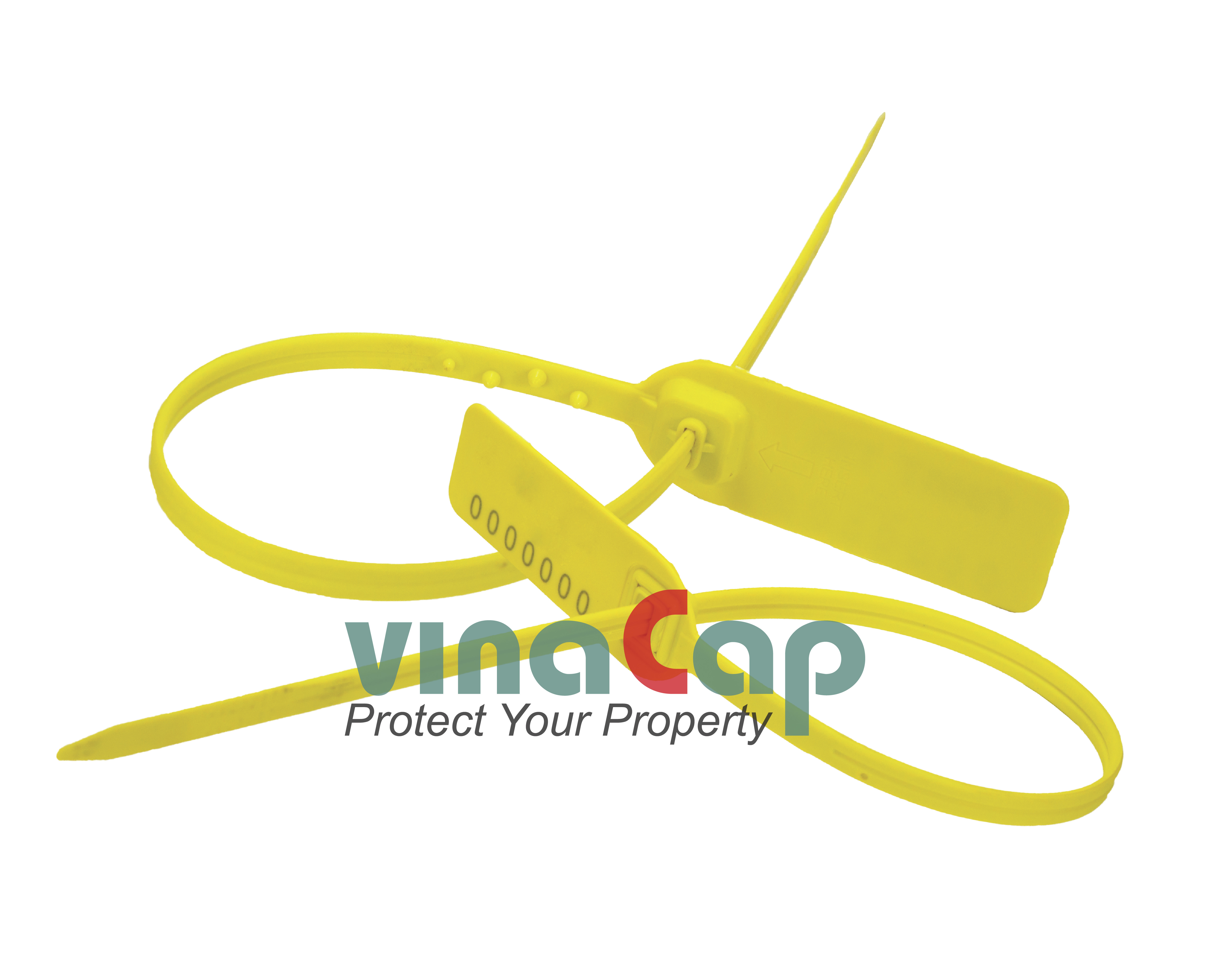 Metal Lock Plastic Seal – L410  (VNC011)