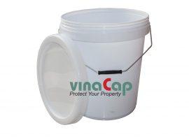 20 Liters Plastic Pail