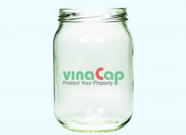 1.000ml Glass Jar